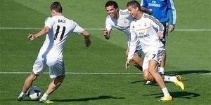 Zidane Minta Bale Ikuti Jejak Kesuksesan Cristiano Ronaldo di Real Madrid