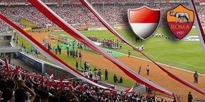 14 November, AS Roma Tantang Indonesia di Jakarta