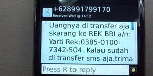 5 Tips Aman Terhindar dari Penipuan Lewat SMS
