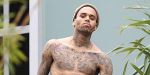 Chris Brown Sudah Tidak Perjaka Saat Berusia 8 Tahun
