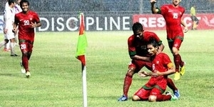 Video Cuplikan Gol Indonesia vs Korea Selatan 3-2 Kualifikasi Piala AFC U-19 2014