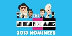 Daftar Nominasi American Music Awards (AMAs) 2013