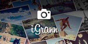 iGrann (Kembaran Instagram) Hadir di BlackBerry