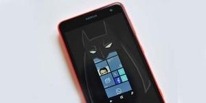 Inilah Penampakan Nokia Lumia 1320 'Batman'