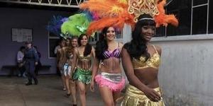 Kontes Kecantikan Juga Digelar di Penjara