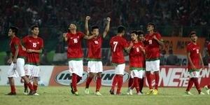 Kualifikasi Piala AFC U-19 2013: Indonesia Tumbangkan Laos 4-0