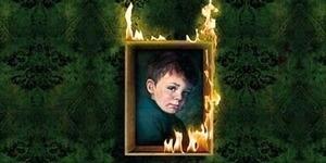 Kutukan Lukisan Crying Boy, Penyebab Kebakaran