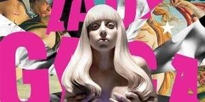 Lady Gaga Berpose Bugil di Cover Album ARTPOP