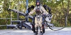 Militer AS Bernafsu Ciptakan Serdadu Berkekuatan Ala 'Iron Man'