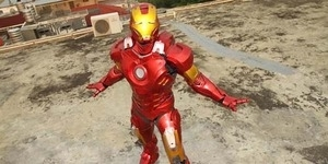 Replika Iron Man 3 Made In Indonesia