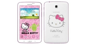 Samsung Luncurkan Tablet Unyu, Galaxy Tab 3 Hello Kitty