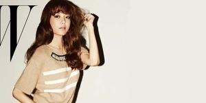 Sooyoung Girls Generation jadi Boneka Cantik di W Magazine