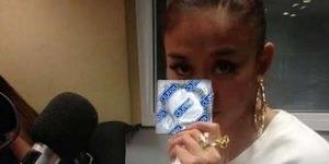 Beredar Foto Agnes Monica Pamer Kondom