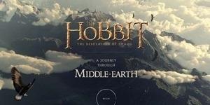 Google Bekerjasama Membuat Peta Middle Earth The Hobbit
