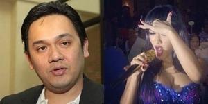 Julia Perez jadi Wasit Farhat Abbas vs Ahmad Dhani dan Deddy Corbuzier