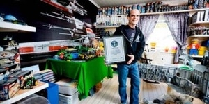 Jon Jessesen, Pengoleksi Lego Star Wars Terbanyak di Dunia