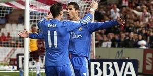 Real Madrid Pesta Gol di Gawang Almeria 5-0