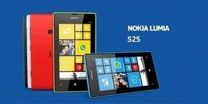 Spesifikasi Nokia Lumia 525, Windows Phone Rp 2 Jutaan