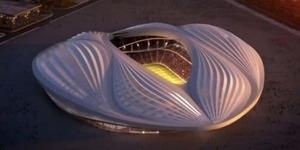 Stadion Al Wakrah Qatar Dianggap Mirip Vagina