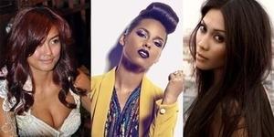 Konser di Jakarta, Alicia Keys ingin Duet Bareng Anggun dan Agnes Monica