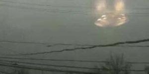 UFO Muncul Saat Bencana Tornado Chicago