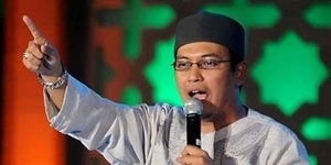 Ustadz Jeffry Al Buchori Raih Lifetime Achievement SCTV Awards 2013