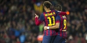 Video Pesta Gol Barcelona vs Granada 4-0