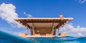 2 Hotel ini Suguhi Indahnya Pemandangan Bawah Laut