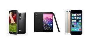 3 Smartphone Terbaik di 2013