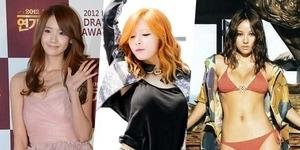 5 Bintang K-Pop Terseksi 2013 versi Marie Claire