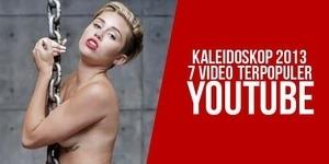 7 Video Terpopuler YouTube 2013