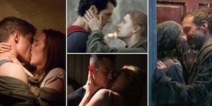 Adegan Ciuman Terbaik Hollywood 2013