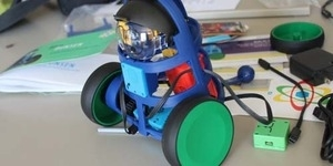 Atoms Lego, Ayo Susun Robot Legomu
