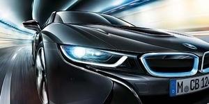 BMW Baru Dilengkapi Laser Sebagai Pengganti Lampu Kabut