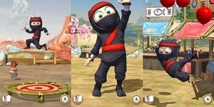 Clumsy Ninja - Game Baru Andalan iOS