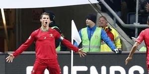 Cristiano Ronaldo Pemain Terbaik Dunia versi World Soccer