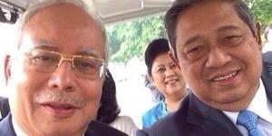 Foto Selfie SBY dan PM Malaysia Heboh di Twitter