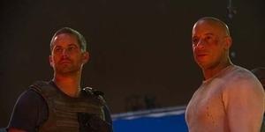 Foto Syuting Terakhir Paul Walker Bersama Vin Diesel
