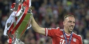Franck Ribery Pemain Terbaik Bundesliga 2013
