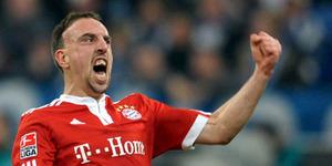 Franck Ribery Pemain Terbaik Perancis 2013
