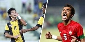 Indonesia Lawan Malaysia di Semifinal SEA Games 2013