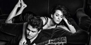 Katy Perry dan John Mayer Intim dan Romantis di Artwork Who You Love