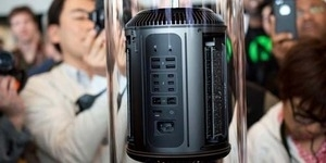 Mac Pro 'Silinder' Diluncurkan dengan Harga Rp 36 Juta