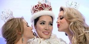 Miss Filipina Bea Rose Santiago Dinobatkan Miss International 2013
