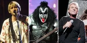 Nirvana, KISS + Deep Purple Masuk Nominasi Rock and Roll Hall of Fame 2014