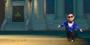 Psy Menari Gangnam Style di Film Animasi The Nut Job