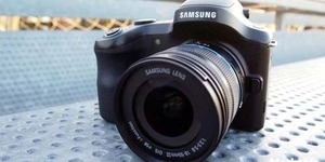 Samsung Galaxy NX, Kamera Android Super Canggih