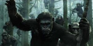 Trailer Perdana Dawn of the Planet of the Apes, Manusia vs Kera Cerdas