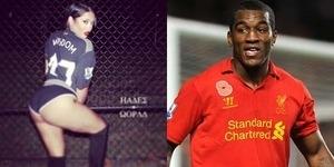 Ucapkan Selamat Natal, Pemain Liverpool ini Pajang Foto Wanita Seksi