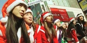Warga Korea Utara Bertaruh Nyawa untuk Rayakan Natal